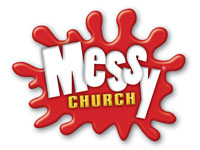 messy church web advert